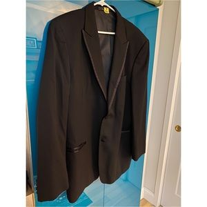 Other - Tuxedo jacket with piping